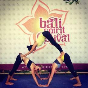 Bali spirit festival, 2014