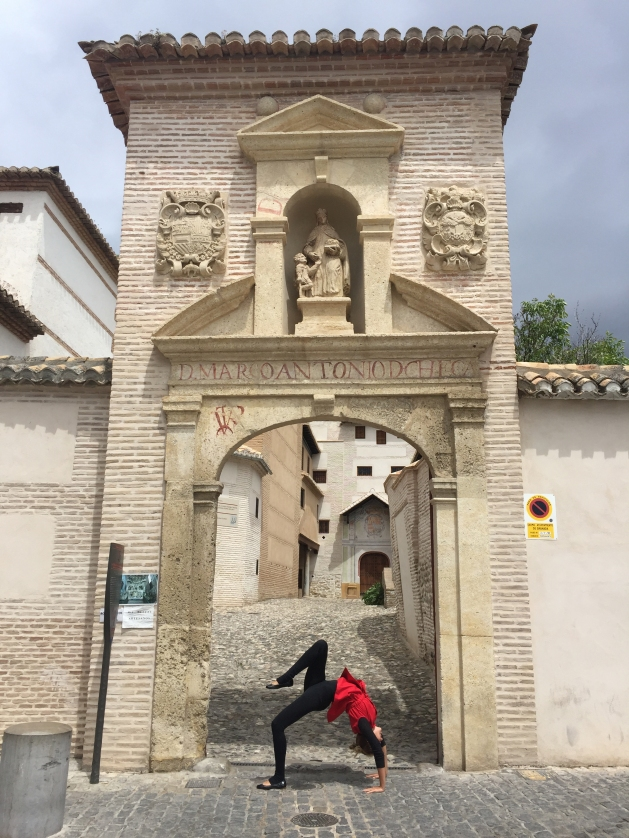 Granada, spring 2016