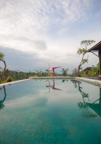 Bali, Retreat centre, 2014